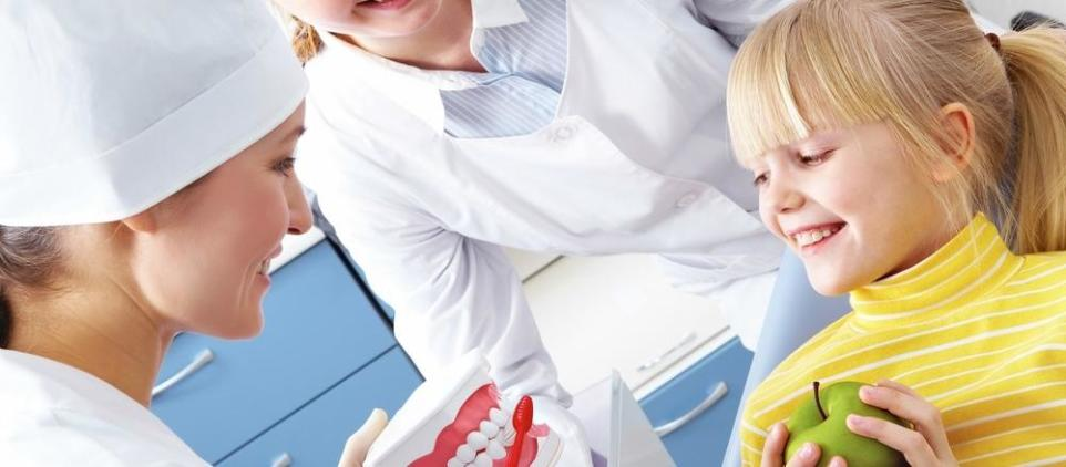 Gabinet stomatologiczny przyjazny dzieciom