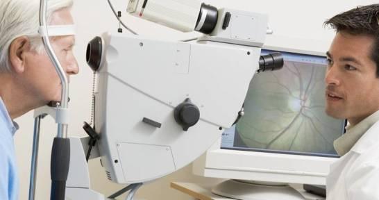 Badanie OCT w diagnostyce jaskry