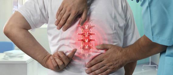Choroba zwyrodnieniowa kręgosłupa
